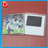 Beckham Acrylic fridge magnet photo frame