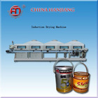 3 Burner Inverted High Frequency Induction Drying Oven for Big Can Body Making Machine