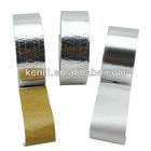 Conductive heat resistant electrically aluminum foil tape