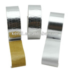 Conductive heat resistant electrically aluminum foil tape