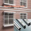 stainless steel pipe/tube for decoration in 201 202 301 304 304L 316 316L 410 430
