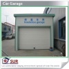EPS sandwich insulation car garage