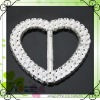 hot sale heart plastic buckle for garment