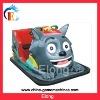 Gray wolf battery car for kids children
