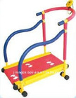 Kid's timing treadmill / exercise equipment for children.