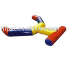 Inflatable Float Island, Water Park, Water Play Equipment