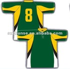 CL-018 cheap custom design sublimated rugby jersey