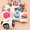 2010 2012 Fashion Plush Earmuff