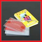 Hot Sale Transparent PVC Card Holder