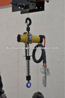 pneumatic chain hoists with suspension hook 0.5t