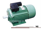 YC Series Heavy-duty single phase motor