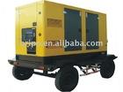 OEM top quality SDEC brand trailer genset wtih worldwide maintain service