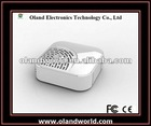 2012 Newly and Portable Bluetooth Powerbank Speaker for Iphone/Ipad Charge, Built-in MIC for Chat