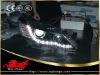 Toyota Reiz MARK X 2011 angel eyes Halogen/Bifocal lens HID Osram LED DRL headlights