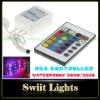 24Key Muti-function Wireless LED Strip RGB Remote Controller