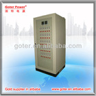soft start cabinet with bypass contactor