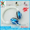 2012 hot sale and good quality leather smart headphone
