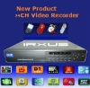 Newest 24CH H.264 Digital Video Recorder Full D1 RT-8024V