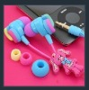 Ice cream design In-ear Earphone (Lovely Earplugs)
