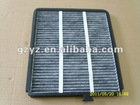 Carbon fiber cabin filter for Honda