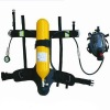 self-contained air breathing apparatus( EC certificate)