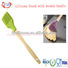 Kitchen Essential Baking Tools Wooden Brush Handle