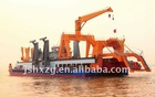 A cutter Suction Dredger 5000m3/h for sale