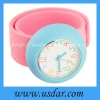 silicone slap watch with competitive price