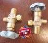 High pressure cylinder valve, manual valve-Acecare
