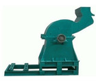 movable scrap metal shredder with high capacity