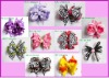 Unique Hair Ribbon Bows Holders for girls ( 020)
