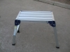 Aluminum Ladder Foldaway aluminum ladder. Portable and stron