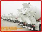 SINO 6*4 8 cbm concrete mixer truck
