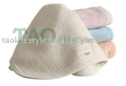 Certificated Organic Cotton Towel with Vegetable dyeing