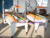 Semi-Automatic Flaps Folding And Side Belts Driven Sealer