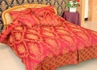 Sateen Embroidered Bedding Set