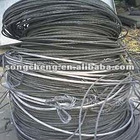 aluminum wire scrap 99%min