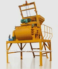 JS500 Concrete mixers, Simple concrete mixer