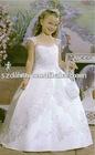 Sell 7-10 year old Lovely flower girls' dress 2013 SYF-00050
