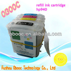 big sell the auto reset chip refill ink cartridge for HP940