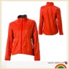 210t nylon ac wind jacket for woman