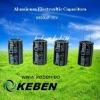KM 6800uf-35v mini aluminum electrolytic capacitor