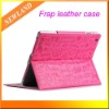 Frap leather case for ipad 3 tablet pc laptop leather handbags macbook computer bag