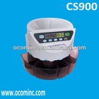 CS900 --- Hot Selling High Speed Auto Coin Counter and Sorter