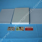 200*300mm,Sliver Instant pvc card material