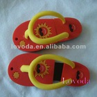 Sliper shaped USB Flash Drive / PVC USB Flash Drive/ 3D usb flash drive LFN-205