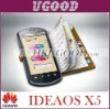 """Unlocked Huawei IDEOS X5/U8800 3.8"""" Touch Capacitive Screen Android Cell Phone"""