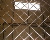 diamond mirror wall(bronze)