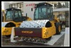 China convex block vibratory roller 8208K 20tons
