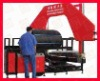 SJC800 Bandsaw for plastic pipe cutting machine